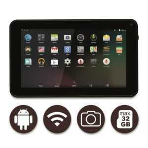 """Denver Tablet TAQ-70333 Android 8.1 GO 7"""" Zoll 1,2Ghz QuadCore 2 MPX Frontcam"""