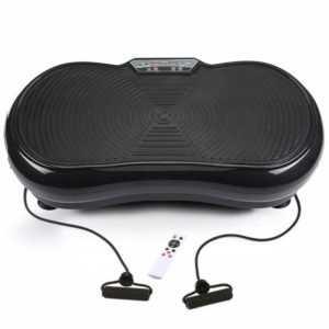 200W Vibrationsplatte Shaper Ganzkörper Trainingsgerät Vibro Vibration Platte