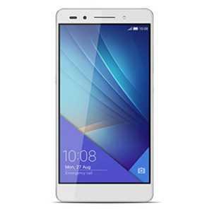 Huawei Honor 7 Dual Sim 16GB fantasy silver  Gewährleistung