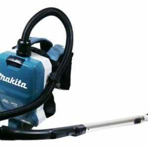Makita DVC 261 ZX 15 Akku-Rucksackstaubsauger ---Solo--- ohne Akku und Ladegerät