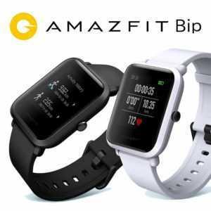 Wasserdicht Xiaomi Huami AMAZFIT Bip Smartwatch Fitness Aktivität Tracker IP68