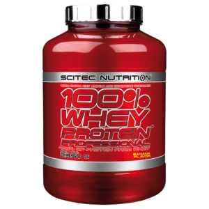 Scitec Nutrition 100% Whey Protein Professional 2350g Sonderpreis MHD