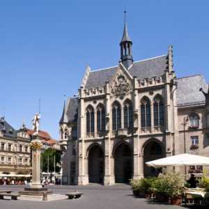 Städtereise nach Erfurt im 4* Airport Hotel Erfurt für 2 Personen