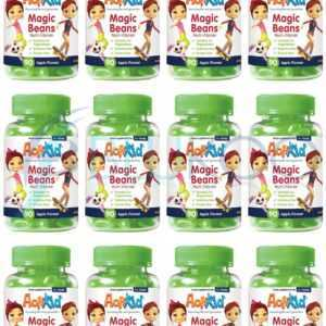 ActiKid Magic Beans Apple - 90 Beans (Pack of 12)