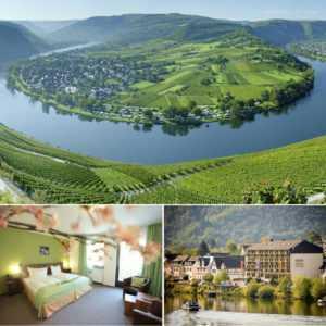 Mosel Kurzurlaub Hotel Lellmann Löf + Schwimmbad + Sauna Kurzreise 2 Personen NS