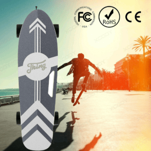 Elektro Skateboard Longboard Elektromotor Scooter E-Board Fernbedienung 20km/h