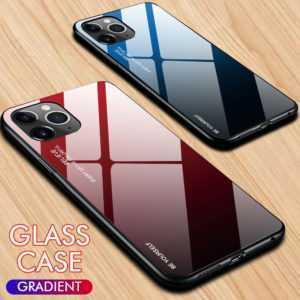 Handy Hülle iPhone 11 Xs 8 7 6 Schutz Case 360° Cover 9H Schutzglas Panzerfolie