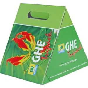 Starterset GHE Tripack FloraNova Ripen Grow Bloom pH-Kit + Düngeschema