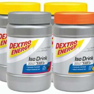 Dextro Energy Iso Drink 4x440g Dose Sparpaket