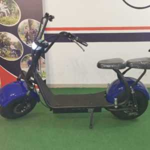Big Wheel Harley Scooter Elektroroller E-Scooter 60V12Ah ...