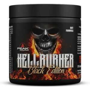 (EUR 306,14/kg) Peak - Hellburner Black Edition, 120 Kapseln - Diät, Abnehmen