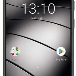 Gigaset Smartphone GS280 Dual SIM Coffee Brown