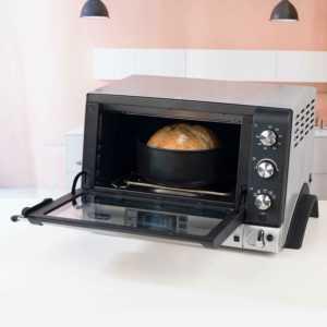 DeLonghi EOB20712 Pangourmet Elektroofen Grill heiße Luft ...