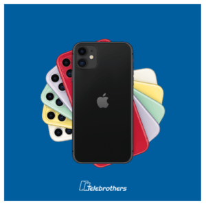 Apple iPhone 11 - 128GB - Schwarz Black - Ohne Simlock - NEU & OVP