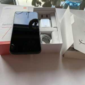 Xiaomi Redmi 7 3GB 32GB DS eclipse black Global Version TOP & OVP! 17845