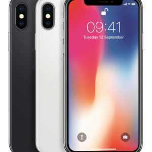 APPLE IPHONE X 64GB - Ohne Vertrag - Ohne Simlock - Smartphone - Gebraucht