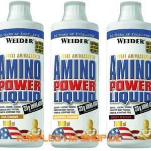 Weider Amino Power Liquid 1 x 1000ml Flasche (27,99€/l)