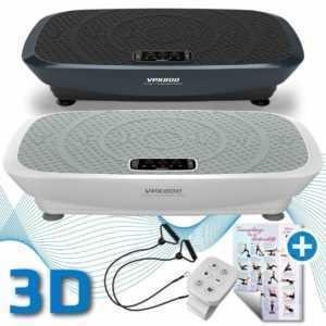 Kinetic Sports 3D Vibrationsplatte VPX800 VITAL TRAINER PRO 1000Watt Farbwahl