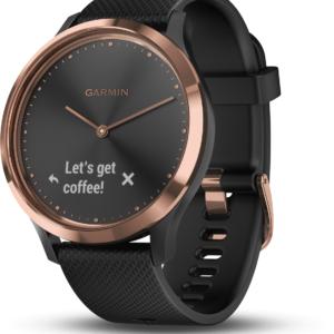 Garmin Vivomove HR Sport Roségold/Schwarz Smartwatch Sportuhr Fitness BRANDNEU