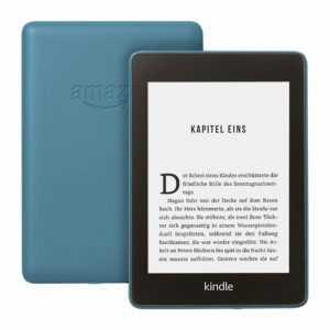 Amazon Kindle Paperwhite (10. Generation) blau 8GB, WLAN *NEU&OVP *
