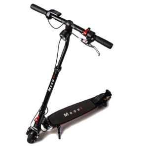 E-Scooter MOOVI StVO City Elektro Roller 150W Motor Pocket Bike 20KM/H