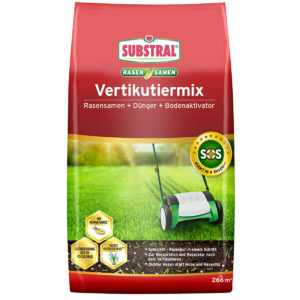 Substral Vertikutiermix 8kg für 266qm - 86981