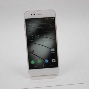 Gigaset ME 32GB Weiss Smartphone (Ohne Simlock) - Wie Neu -