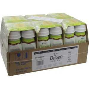 DIBEN DRINK Vanille 1,5 kcal/ml 24x200 ml PZN5905183