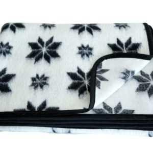 Wolldecke Plaid Tagesdecke Sofadecke Decke Überwurf 145x220cm