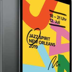 APPLE iPad 2019 Wifi 32 GB 10,2 Zoll Bluetooth spacegrau MW742FD/A B-WARE