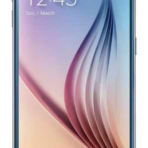 Samsung Galaxy S6 32GB Black Android Smartphone ohne Vertrag