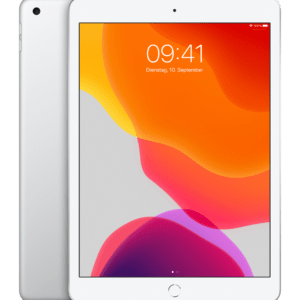 "Apple iPad 10.2"" 32GB, WiFi, 7. Gen./2019, silber (MW752LL/A)"