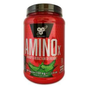 BSN Amino X 1,01 kg Aminosäuren BCAA Muskelaufbau Regeneration Gratis Probe