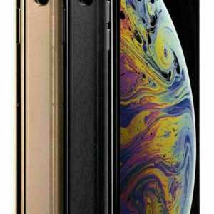 Apple iPhone XS 256 GB Silber Gold Spacegrau SIMLOCKFREI WOW OHNE VERTRAG