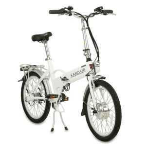 Alu Elektro-Faltrad inkl. 36V Akku E-Bike 20 Zoll Elektrofahrrad Pedelec SHIMANO