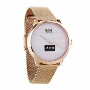 Smartwatch Bluetooth Armbanduhr Schrittzähler iOS Android X-WATCH SOE XW FIT