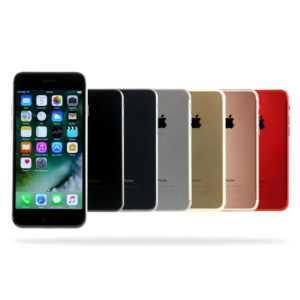 Apple iPhone 7 / 32GB / Schwarz Silber Rose Gold Rot / Wie Neu / MwSt Ausweis