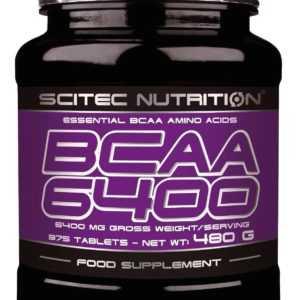 scitec nutrition bcaa 6400 375 Tab essentielle aminosäuren amino acid