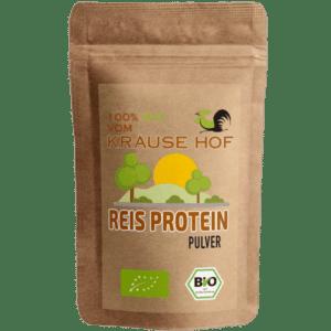 (19,90€/1kg) Krause Hof Bio Reis Protein 1000g