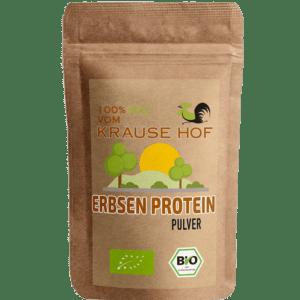 (19,90€/1kg) Krause Hof Bio Erbsen Protein 1000g