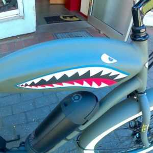 e-Bike Pedelec Cruiser  Beachcruiser Electra Tiger Shark ElectricRide