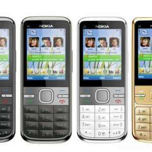 NOKIA C5-00 HANDY MOBILE PHONE QUAD-BAND UMTS GPRS BLUETOOTH...