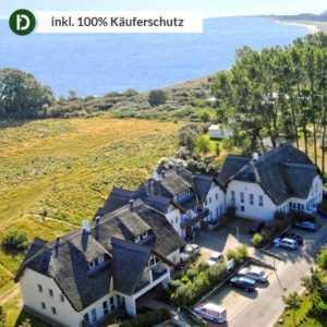 Ostsee 6 Tage Insel Rügen Urlaub Hotel Strandhaus Reise-Gutschein Strand Lobbe