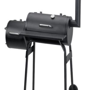 Smoker ACTIVA BBQ Smoker Texas 2 Grill Flächen je 26 cm x 30 cm Grillwagen