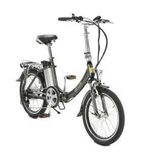Alu-Elektro-Faltrad inkl. Akku Pedelec Fahrrad Elektrorad E-Bike 20 Zoll 6-Gang