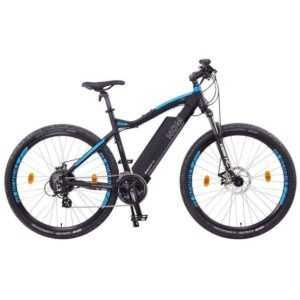 "NCM Moscow 29"" E-MTB Mountainbike E-Bike,48V 13Ah 624Wh Akku matt schwarz"