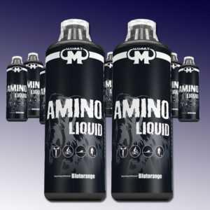 Mammut Amino Liquid (10,50 €/Liter)  2 x 1000ml Flasche Aminoliquid Top !