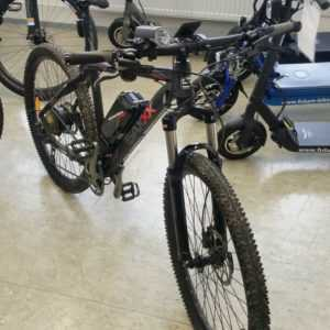 "E-Mountain Bike Pedelec 27,5"" 30-Gang 36V Akku 400Wh bis 80Km SFM Everest neuw."