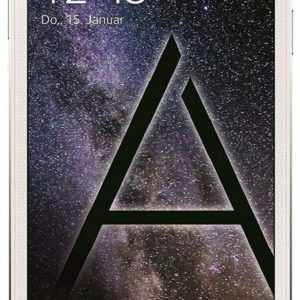 Samsung Galaxy A5 Smartphone Pearl White Neuware Händler SM-A500F...