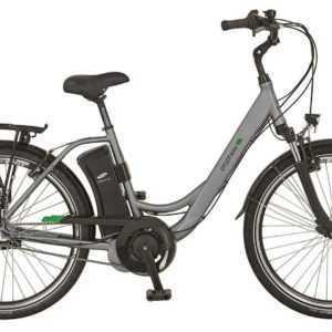 26 Zoll Elektro Fahrrad Damen City E Bike PROPHETE 36V 11Ah Pedelec Mittelmotor
